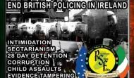 RUC harassment intensifies against Republican Sinn Féin members